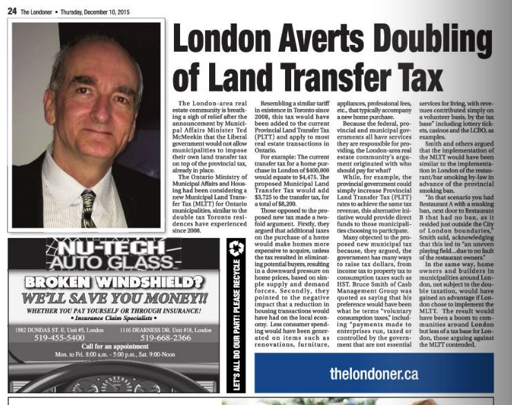 matte - land transfer - Londoner Dec 10